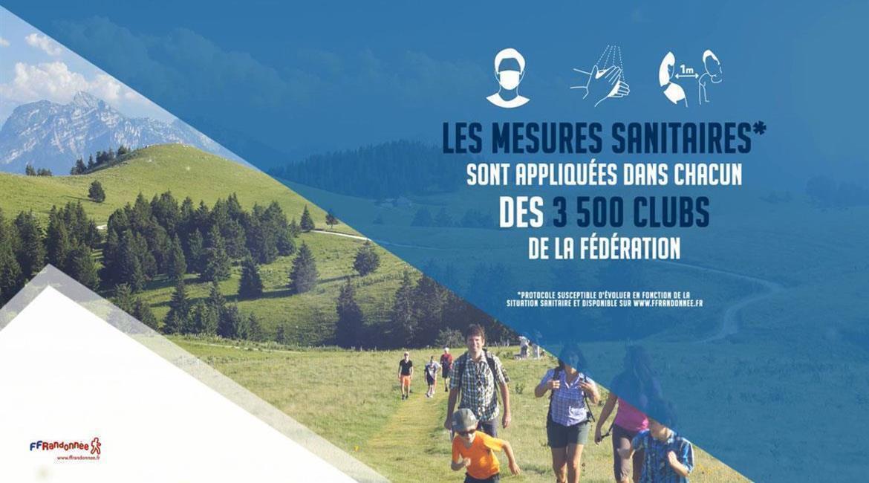La FFRandonnée précise les conditions de reprise de la randonnée pédestre
