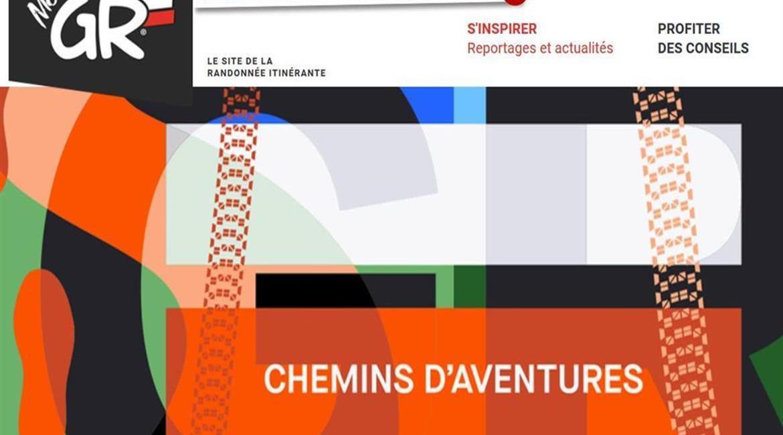 Opération « Les GR®, Chemins d'aventures » lancée par la FFRandonnée et Strava